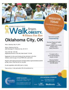 Walk for Obesity